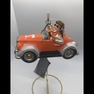 NWT Tennessee Volunteers Car Ornament